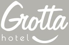 GROTTA_HOTEL_LOGO_PANTONE_COOLGREY5C_NEGATIVE